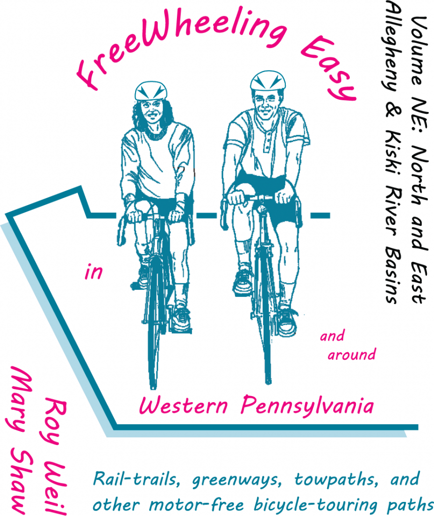image of the Front Cover of FreeWheeling Easy